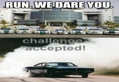 Challenge Accepted! - Cars Watcher