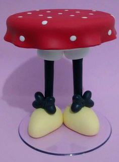 Porta doce Minnie 19 cm