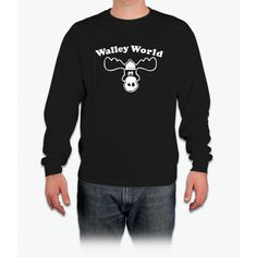 Walley World T-shirt Cool T Shirt Funny T Shirt 80s Movie Bee Movie Long Sleeve T-Shirt