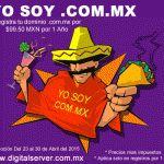 Yo Soy .COM.MX - http://www.digitalserver.com.mx/blog/yo-soy-commx/