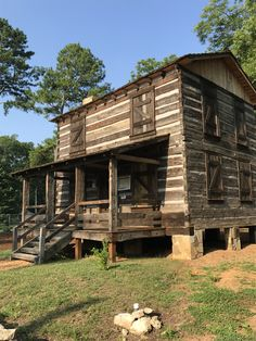 Follow the Trail of Tears in Cave Spring, GA.  See Chief Vann's home and hear his story.
