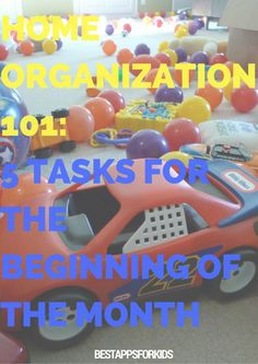 Home Organization 5 Tasks For The Beginning Of The Month Getting Organized At Home, Home Management, Home Organization, Budgeting, Parenting, Education, Budget Organization, Onderwijs, Learning