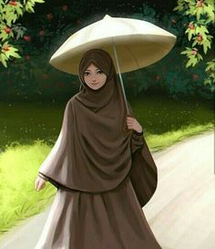 The scarf is central to the element inside the apparel of women using hijab. Since it is the central addition Cute Muslim Couples, Muslim Girls, Muslim Women, Hijabi Girl, Girl Hijab, Lovely Girl Image, Girls Image, Tmblr Girl, Hijab Drawing