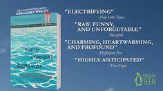 Highly Illogical Behavior Paperback Book Trailer