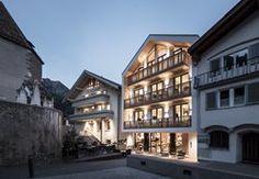 Alpin & Stylehotel DIE SONNE   monovolume architecture + design