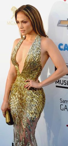 Gold Jennifer Lopez
