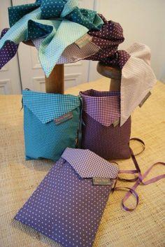 Fiche couture à télécharger : l'écharpe et le sac Frou-Frou - Mercerie Créative