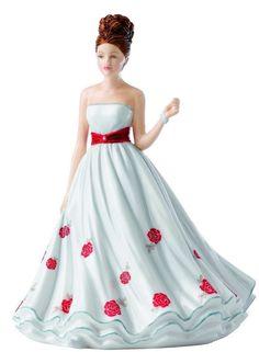 Royal Doulton Pretty Ladies Petite Figurine Alison Brand New http://www.ebay.com/