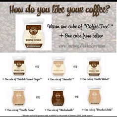 #Coffee #Recipes - #Scentsy    Like me on Facebook: Scentsy by Molly Wabel & visit my website: https://mollywabel.scentsy.us