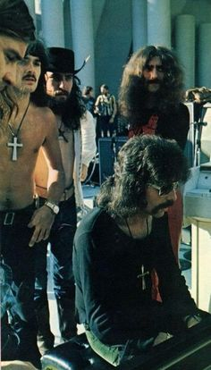 Close up and in color! --Pia (1973 Black Sabbath)