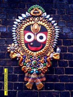 Wonderful and unique Jagannath.