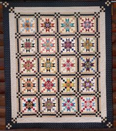 Country Charmer quilt pattern by Lynn Wilder for Sew'n Wild Oaks