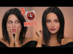 All you need is 5 minutes to master these makeup looks.