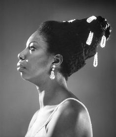Born: February 21st 1933 –Died: April 21st 2003~ Eunice Kathleen Waymon; known as Nina Simone was an American singer, songwriter, pianist, arranger, and civil rights activist who worked in a broad range of musical styles including classical, jazz, blues, folk, R&B, gospel, and pop....(More is more: Nina Simone, 1968)