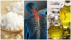 I rimedi naturali come questo trattamento a base di sale e olio d'oliva sono molto efficaci e duraturi e, inoltre, non danneggiano il nostro corpo. Iniziate a realizzare massaggi di circa tre minuti e aumentate