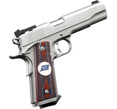 Kimber 1911 Team Match II - Created for the USA Shooting Rapid Fire Pistol Team to use in action competitions with the world's top speed shooters.