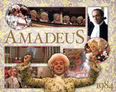 Amadeus (1984) | 16 Of The Most Beautiful Movies From The Last 50 Years