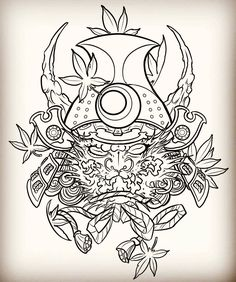 I have some time available tomorrow and possibly sunday @wa_ink_tattoo  It's my last stint in perth so come give this oni dude a home. #japanese #japanesetattoo #japaneseart #tattoo #tattoos #ink #inked #drawing #art #artist #custom #samurai #oni #demon #perth #freemantle #waink