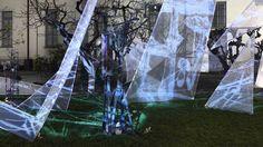 'Alik in Wonderland' installation, DESIGN WEEK 2013 Milan. visit www.i-mesh.eu and click I LIKE on FACEBOOK: https://www.facebook.com/pages/I-MESH/633220033370693