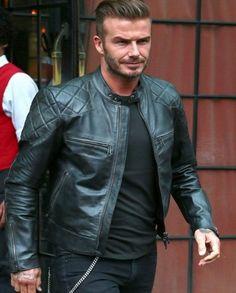 david beckham jacket