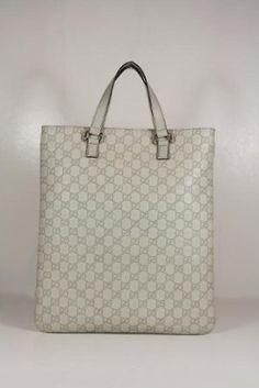 Gucci Handbags Cream (off-white) Guccissima Leather 272347