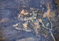 Flying W Ranch aftermath. So heartbreaking.