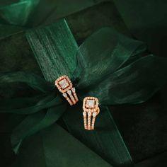Diamond Earrings Indian, Diamond Earrings For Women, Diamond Mangalsutra, Diamond Studs, Diamond Necklaces, Diamond Jewelry, Gold Jewelry, Manubhai Jewellers, Fancy Jewellery