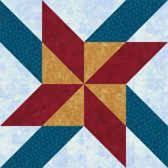 pinwheels quilt block