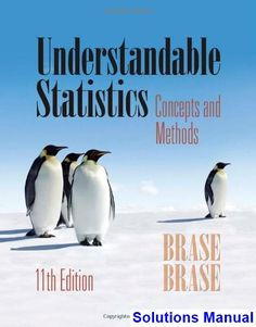 Pdf elementary statistics picturing the world 6th edition solutions manual for understandable statistics 11th edition by brase fandeluxe Image collections