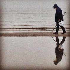 """Cervia: la raccolta delle """"pavarazze"""" - Instagram by brezzza"""