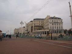 Brighton Streets & Sights..