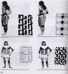pintura corporal indigena - Google Search