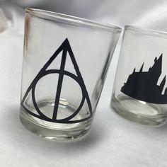 Harry Potter Hogwarts Wedding Toasting Gles By Shaesbridal