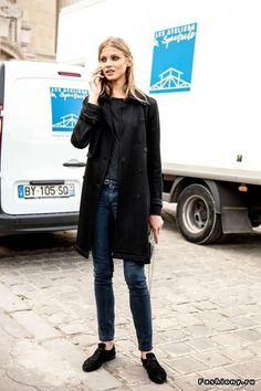 Everyday casual style, tomboy #minimalist #fashion