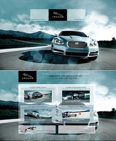 luxury car website  20 Automotive Website Designs For Your Inspiration | Website Design ...