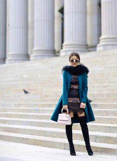 Уличная мода: Бьюти блогер Camila Coelho