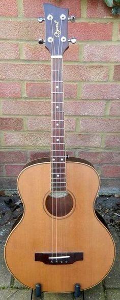Stentor Ozark Tenor Guitar ~ https://www.pinterest.com/lardyfatboy/