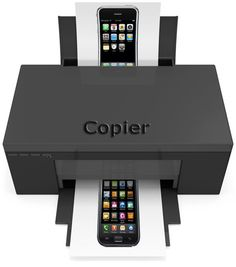 iCopy - Copy Apple by Samsung