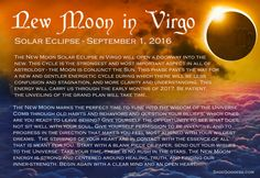 Five Magical Ways to Celebrate the New Moon #newmoon #virgo #astrology #luna…