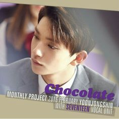 seventeen Chocolate Hong jisoo