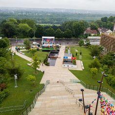 Noisy le Grand en Seine-Saint-Denis   Credit @villedenoisylegrand Saint Denis, Dolores Park, Saints, Travel, July 15, D Day, Vacation, Viajes, Destinations