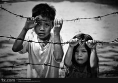 Photography Of Poverty In The Philippines