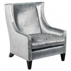 Gilding the Lily Interiors can have this chair made for you in Prestigious Textiles Ritz Simply Home, Prestigious Textiles, Sofas, Armchairs, Tub Chair, Furniture Decor, Accent Chairs, Master Bedroom, Contemporary