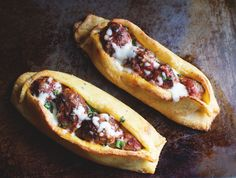 These Low-Carb Meatball Subs are delicious and work for lc/hf, ketogenic, diabetic, Atkins, low-carb, gluten-free, and Banting diets.