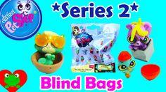 Littlest Pet Shop Series 2 LPS Blind Bags Series 2