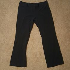 The Limited Black Dress Pants Excellent used condition. Basic dress pants. The Limited Pants Trousers