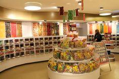 sklep firmowy Haribo w Bonn