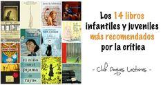cuentos, libros infantiles y juveniles más recomendados y destacados crítica