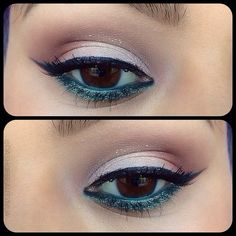 Makeup of the Day: #EOTD by KingofPrussia. Browse our real-girl gallery #TheBeautyBoard on Sephora.com and upload your own look for the chance to be featured here! #Sephora #MOTD