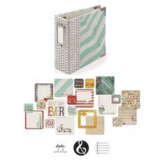 We R Memory Keepers - Albums Made Easy - Instagram Album Kit - Shine at Scrapbook.com